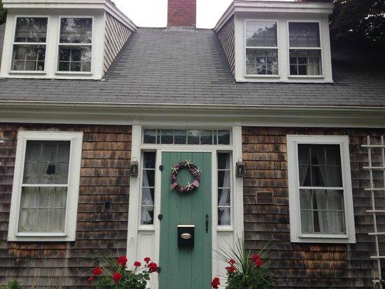 Crook Jaw Inn: Front Door