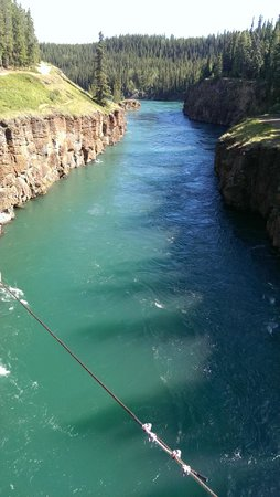 Miles Canyon: Rapids
