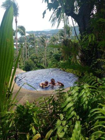 Seaview Paradise Resort Hotel: jaccusi