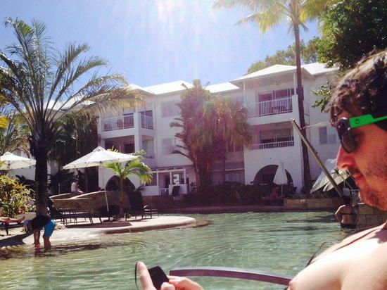 Mantra PortSea: Beautiful hotel that backs onto the beach