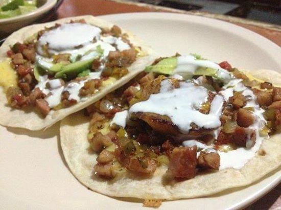 Las Varengas: Taco especial Varengas