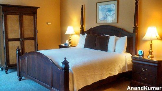 Iris Inn : Bird Room - Bedroom