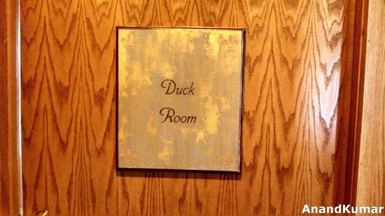Iris Inn: Duck Room