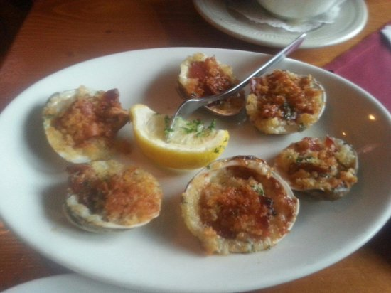 One Mile West : Clams casino