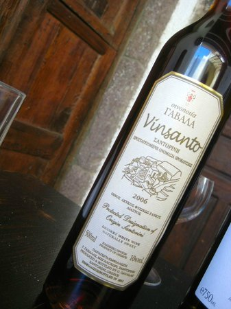 Santorini Wine Adventure : My favourite Vinsanto from Gavalas Winery
