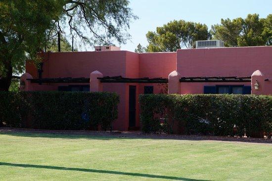 Arizona Inn : Our room
