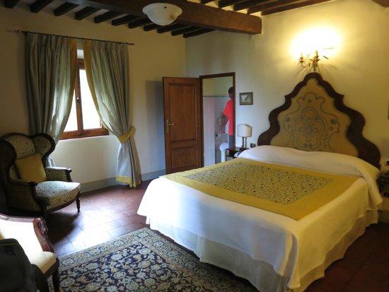 Villa Le Barone : Room 3