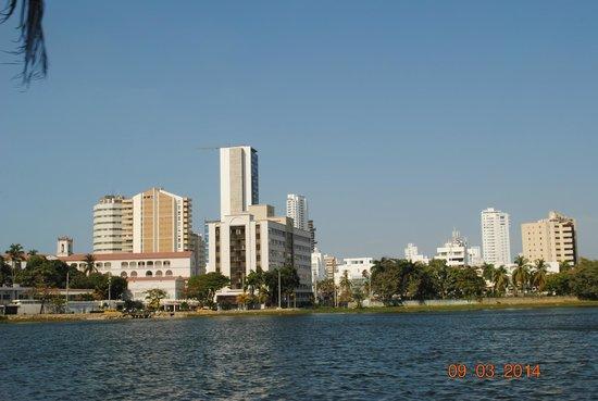 Panama Canal Railway Company: cidade do Pnanmá