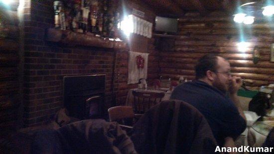 Edelweiss Restaurant: Inside the restaurant