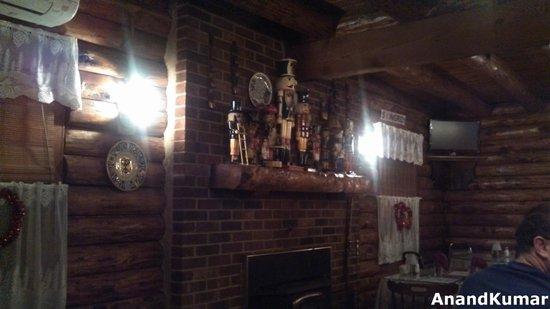 Edelweiss Restaurant: Inside of the restaurant