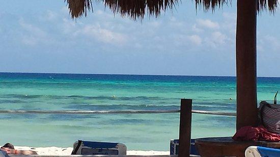 Grand Sunset Princess All Suites Resort : Beautiful ocean and beach