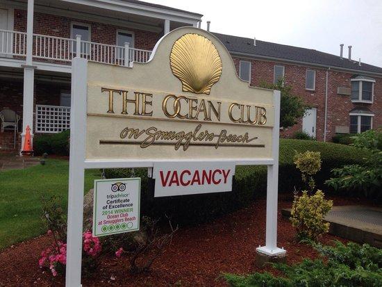 Ocean Club On Smugglers' Beach: Einfahrt
