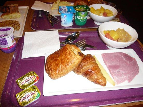 Ibis Arles: 朝食は美味しかった