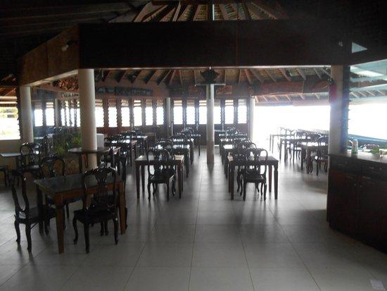 Breakas Beach Resort Vanuatu: Dining Area