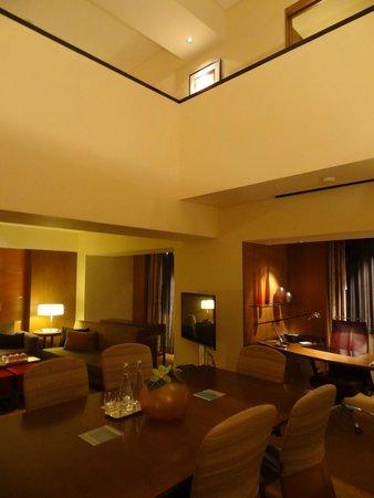 Grand Hyatt Singapore : Duplex Suite