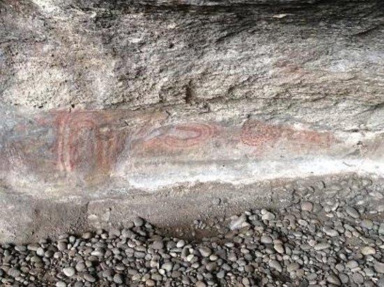 Walichu Caves: Cómo interpretar estas pinturas ahora