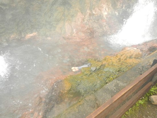 Deildartunguhver Thermal Spring: Boiling Eggs in the Hot Spring