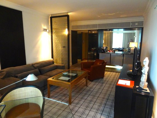 Grand Hyatt Erawan Bangkok: Grand Executive Suite King