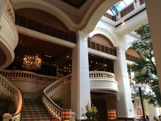 Grand Hyatt Erawan Bangkok: Grand Executive Suite King