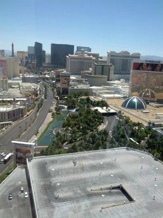 Treasure Island - TI Hotel & Casino: 36th Floor Day View