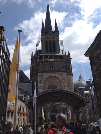 Aachen Cathedral (Dom): Amazing