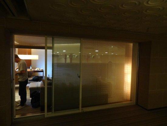 Hyatt Regency Tokyo: Atrium Suite