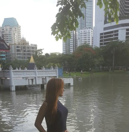 Benjasiri Park : Beautiful view
