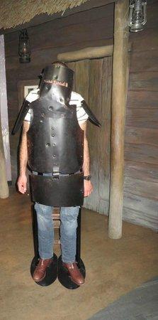Madame Tussauds Sydney: Ned Kelly