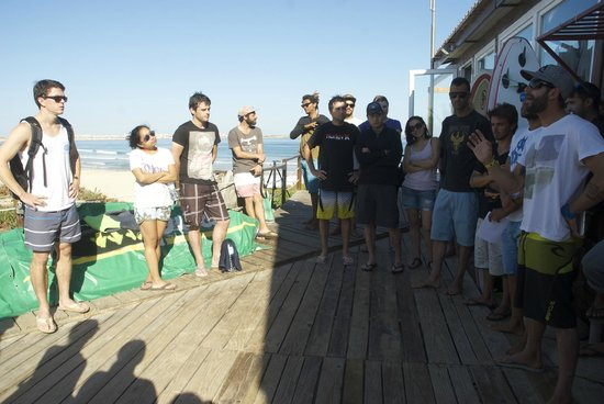 Baleal Surf Camp: Welcome words from Philippe