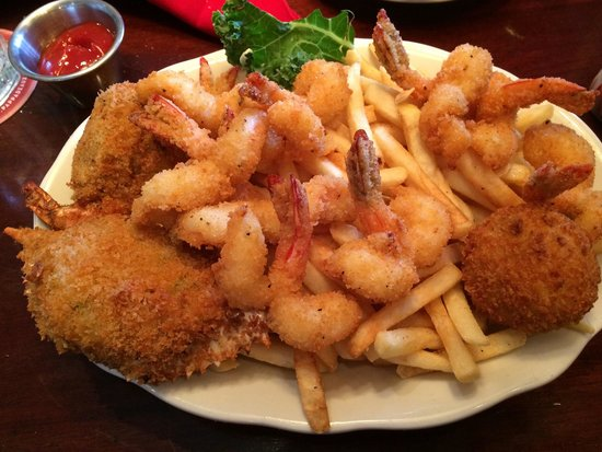 Seafood Platter Picture Of Pappadeaux Seafood Kitchen