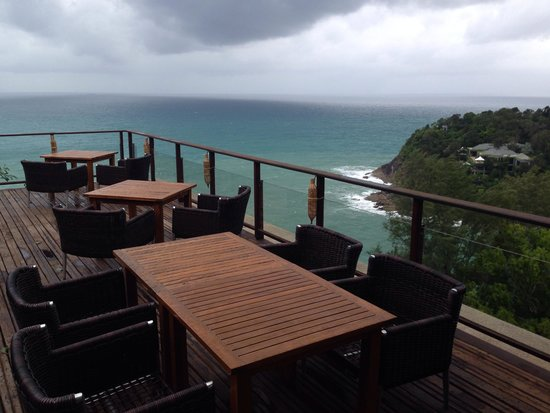 Paresa Resort Phuket: Talung Thai view