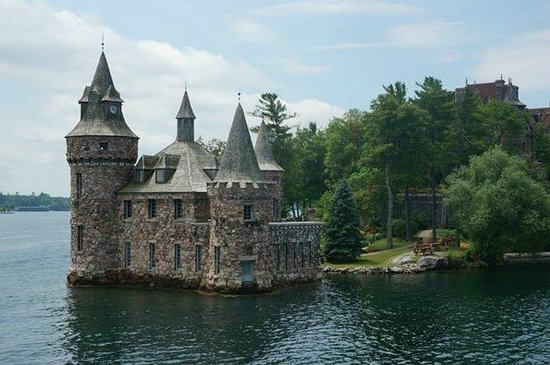 Thousand Islands, Lake Ontario