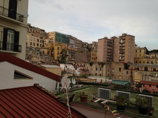 Bed and Breakfast Via dei Mille: bellisimo posto