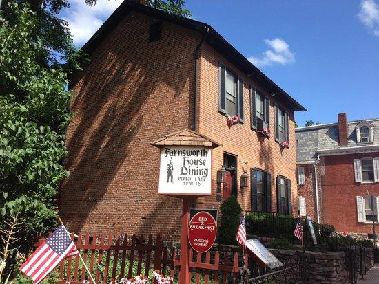 Farnsworth House Inn: Farnsworth Inn