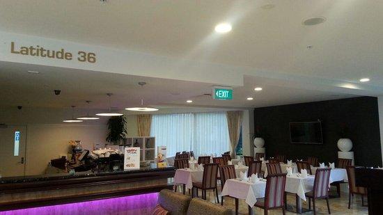 VR Queen Street: Restaurant