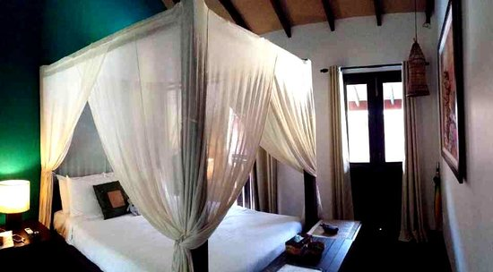 The Village House: a room of comfort leisure