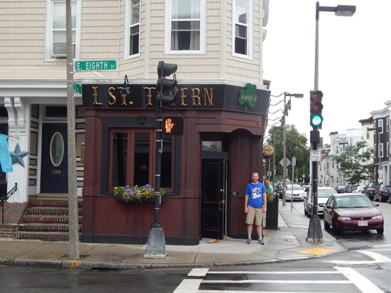 On Location Tours : L Street Tavern from Good Will Hunting