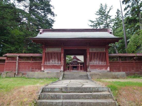 Takateru Shrine