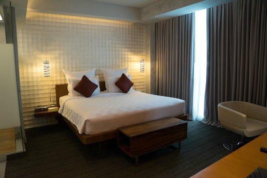 Pullman Jakarta Central Park: suite