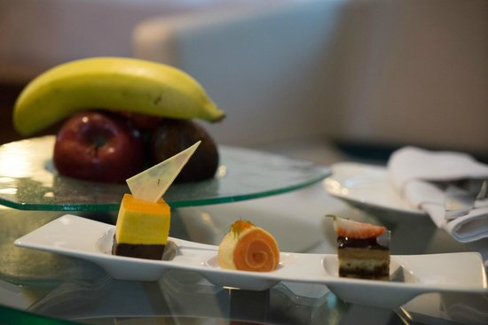 Pullman Jakarta Central Park: Welcome snack