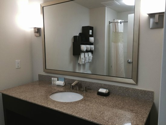 Hampton Inn & Suites New Orleans Downtown (French Quarter Area): Nice bathroom amenities