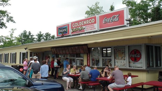 Goldenrod Restaurant Drive-In