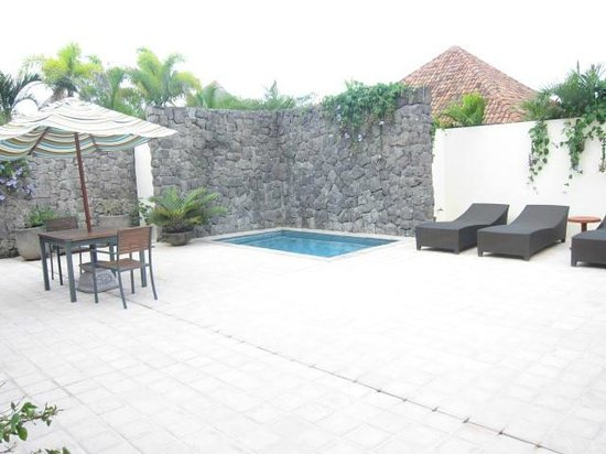 JW Marriott Guanacaste Resort & Spa: Spa- cold plunge pool