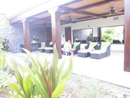 JW Marriott Guanacaste Resort & Spa: Spa- Relaxation Room-pre treatment area