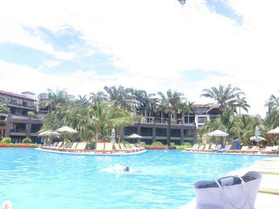JW Marriott Guanacaste Resort & Spa: Pool area