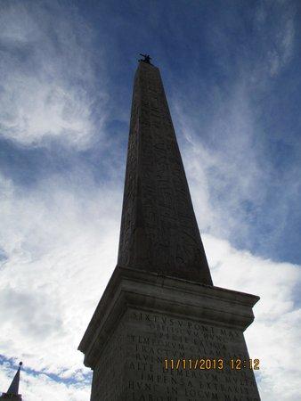 Arcibasilica di San Giovanni in Laterano: Lateran Obelisk