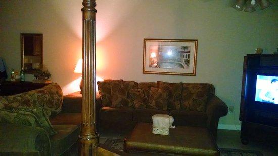 International Hotel & Suites: Feels like home ;)
