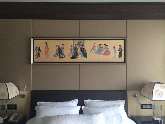 Hilton Xi'an : Hotel room
