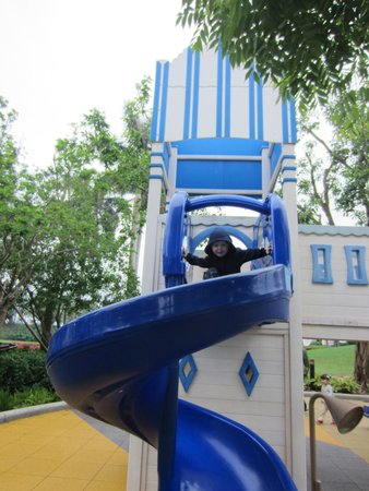 Disney's Hollywood Hotel : Outdoor playground