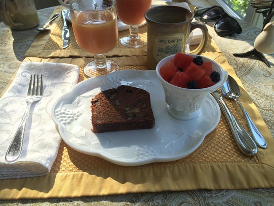 Long Dell Inn: Breakfast
